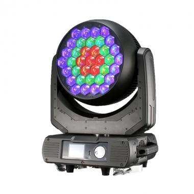 37*15W LED Moving Head Wash Zoom