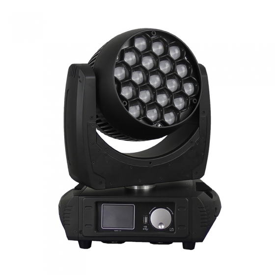 19*15W LED Moving Head Wash Zoom