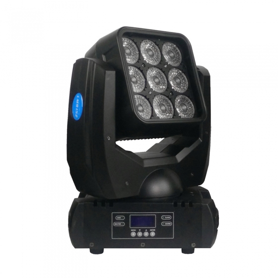 9*15W led matrix moving head  light with zoom(this model is EOL)
